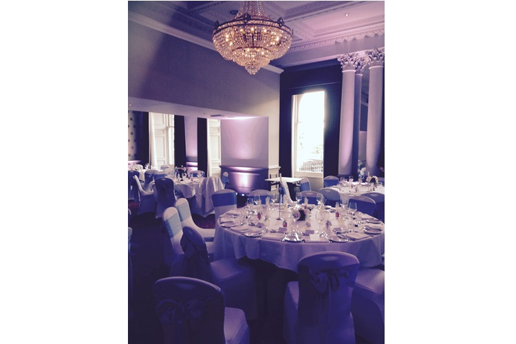 Crowne plaza edinburgh royal terrace wedding venue for 18 royal terrace edinburgh eh7 5aq