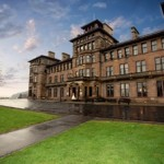 Edinburgh Napier University wedding venue