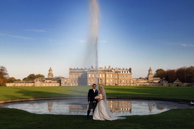 Hopetoun House Weddings Offers Packages Photos