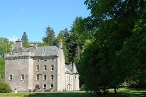 Culcreuch Castle Wedding Venue