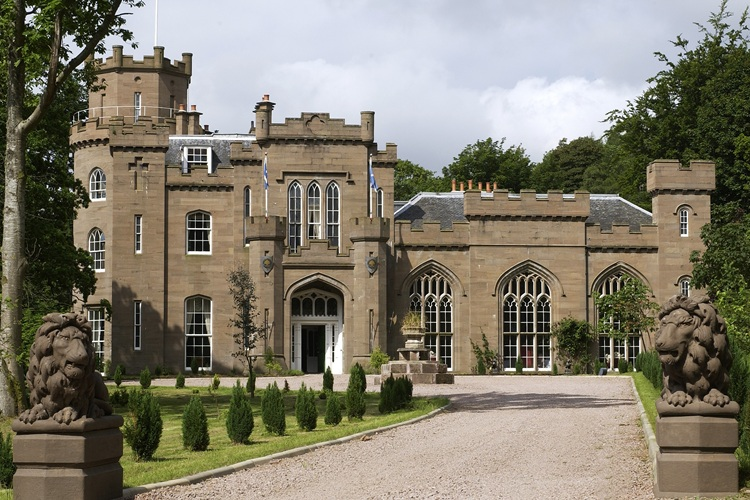 Drumtochty Castle Weddings Offers Packages Photos