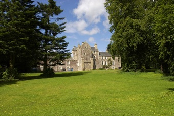 Fernie Castle wedding venue