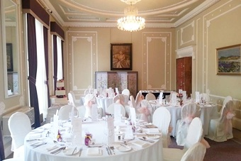 Fifteen Ninety Nine Glasgow Wedding Venue