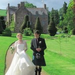 fingask castle weddings