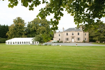 Glencorse House Wedding Venue