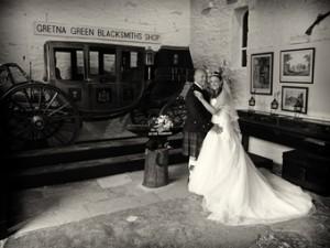 Gretna Hall Hotel Wedding Venue
