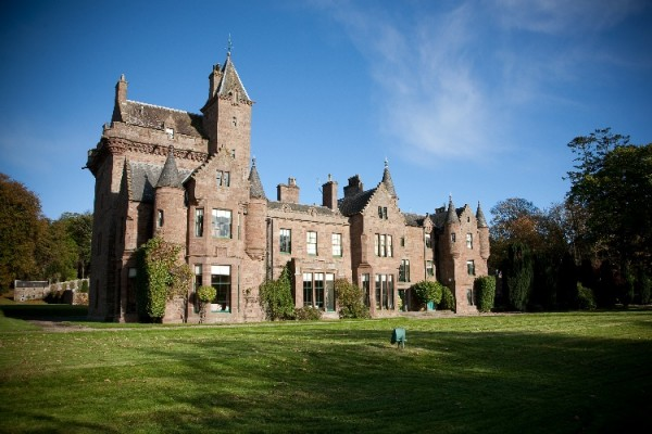 guthrie castle weddings