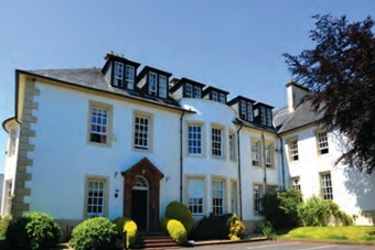 Hetland Hall Hotel Wedding venue