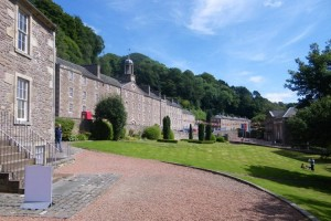 new lanark mill hotel wedding venue
