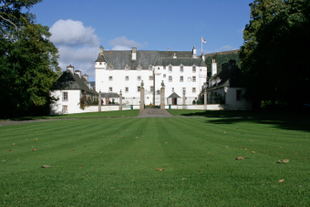 Traquair House wedding venue