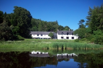 Taychreggan hotel wedding venue