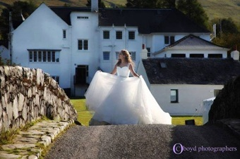 Bridge of Orchy Hotel wedding venue