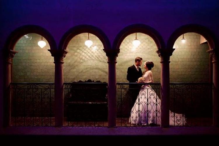 Merchant city wedding