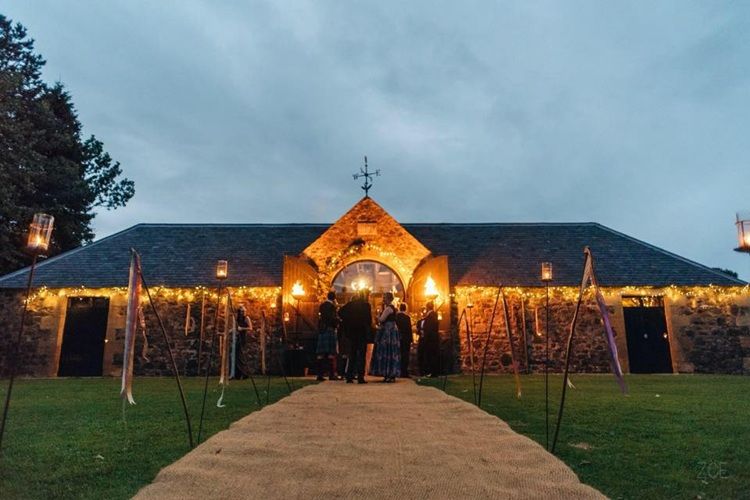 Byre at Inchyra Weddings | Offers | Packages | Photos | Fairs | Reviews