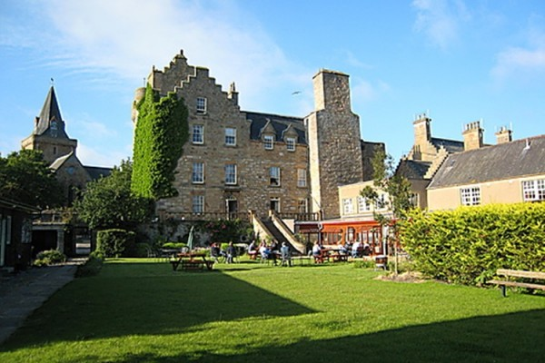 dornoch castle hotel wedding venue