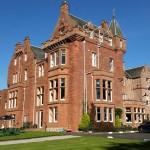 dryburgh abbey hotel wedding venue