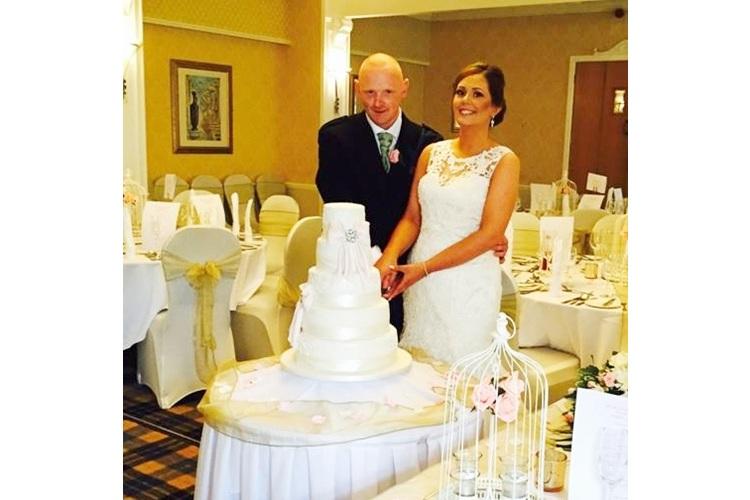 Lennoxtown wedding