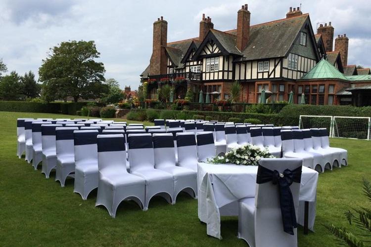 Piersland house wedding