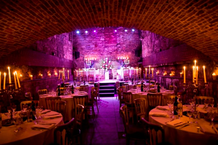 The Caves Edinburgh Weddings
