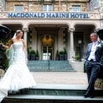 macdonald marine hotel weddings