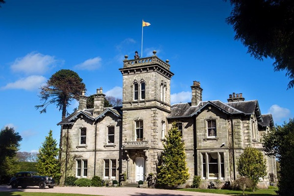 eden mansion wedding venue fife