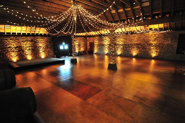kinkell byre wedding venue