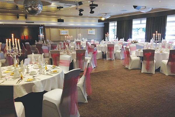redhurst hotel weddings