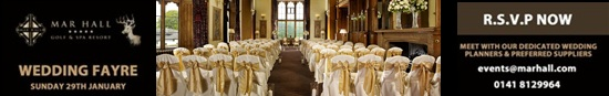 Mar Hall wedding fair