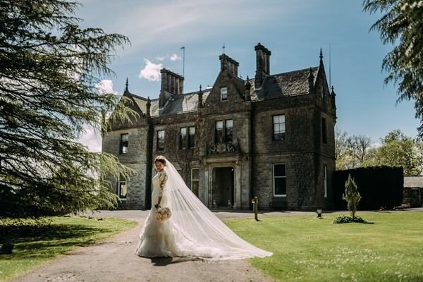 craigsanquhar house weddings