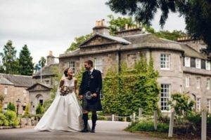 raemoir house wedding venue