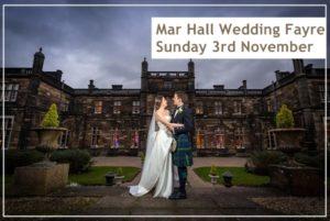 mar hall resort wedding fayre