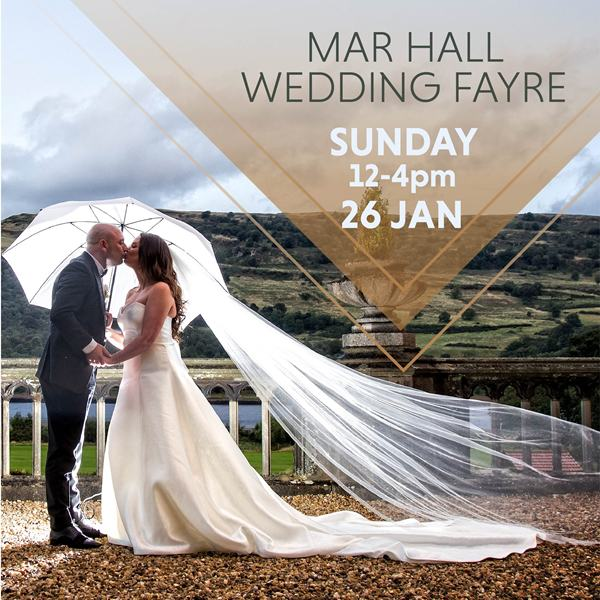 mar hall wedding fayre
