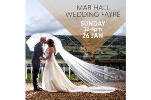 mar hall wedding fayre