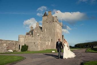 Ackergill Tower wedding venue