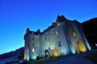 Castle Menzies wedding venue