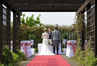 Beardmore Hotel wedding venue