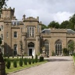 Drumtochty Castle wedding venue