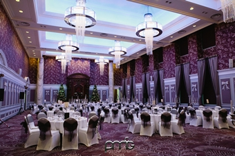 The Grand Central Hotel wedding venue