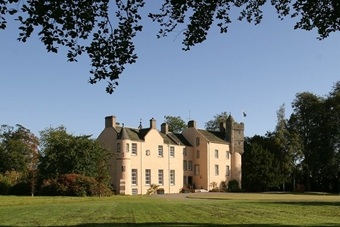 Myres Castle wedding venue