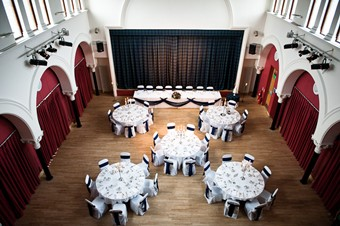 The National Piping Centre Wedding Venue