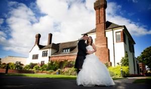Western House Hotel wedding venue