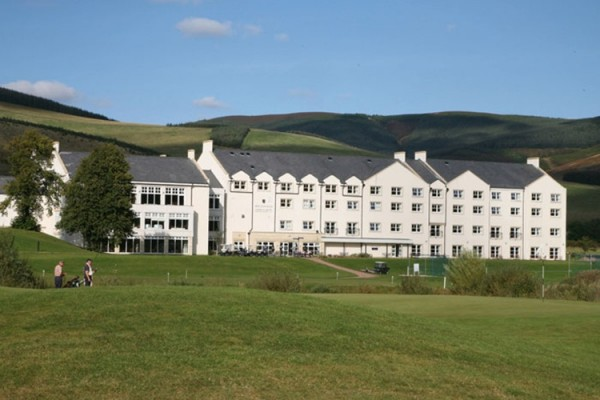 macdonald cardrona hotel wedding venue