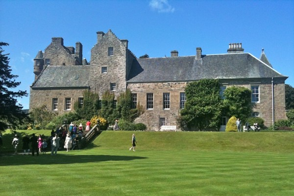murthly castle weddings