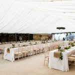 cow shed crail weddings