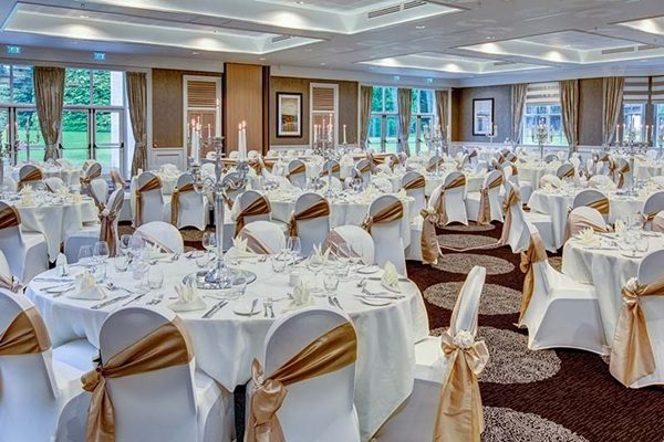 kingsmill hotel weddings
