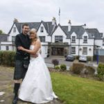buchanan arms hotel weddings