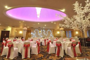 bruce hotel weddings