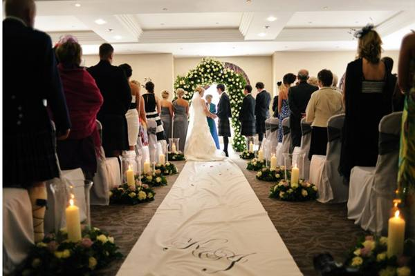 dumfries arms hotel weddings