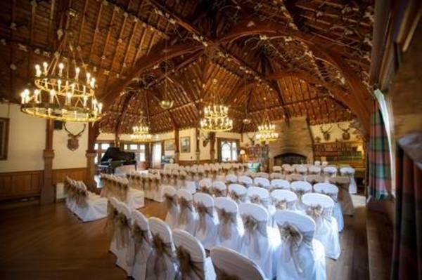 Glen Tanar Ballroom Weddings Offers Packages Photos