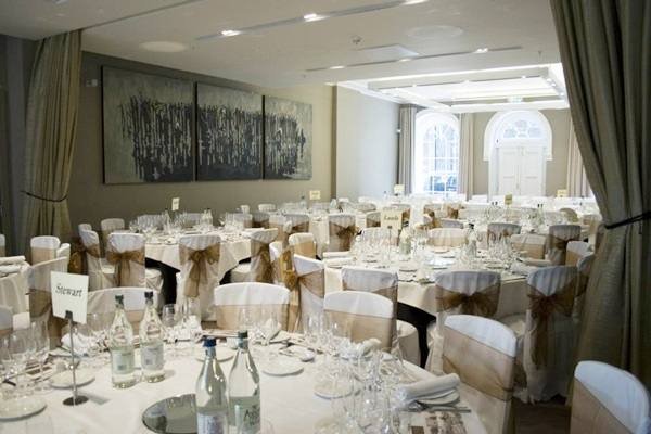 apex waterloo place hotel weddings